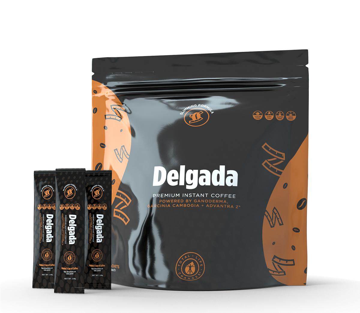 Iaso Delgada Premium koffie voor een week