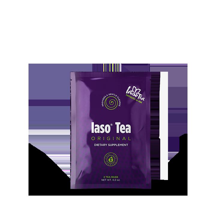 Iaso thee voor twee weken