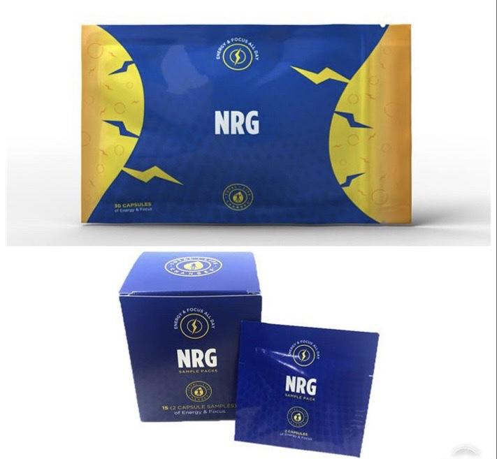 Iaso NRG afvallen voor 2 weken